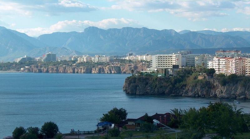 Antalya ha mostrado un ligero repunte del turismo alemán en abril.