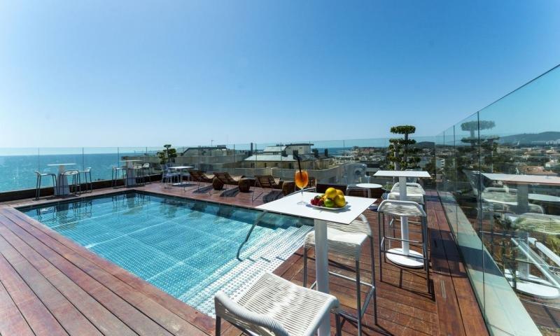 Majestic incorpora un nuevo hotel boutique en Sitges