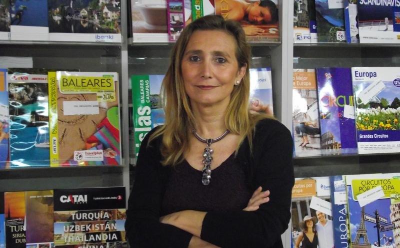 """Eva Blasco: """"El agente no puede ser un mero expendedor de billetes"""""""