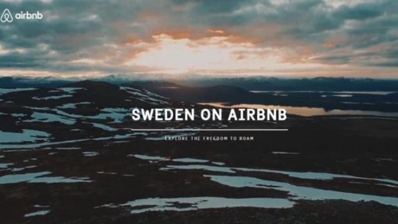 Suecia se promociona en Airbnb