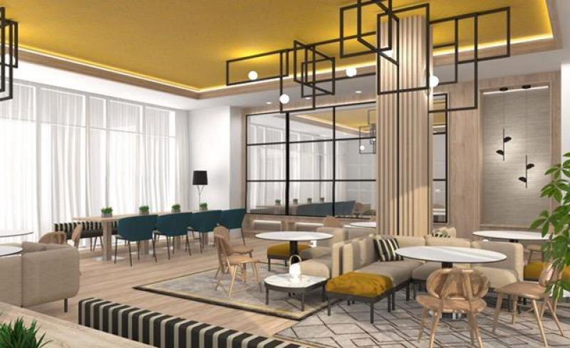 El hotel, con 'marcado ambiente escandinavo', contará con 158 habitaciones.