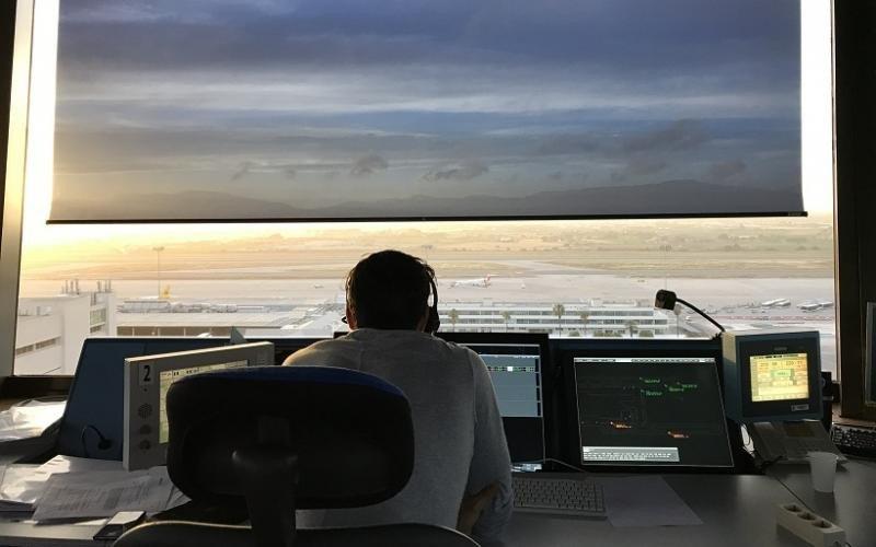 El control aéreo español gestiona 166.582 vuelos en abril, un 9,8% más