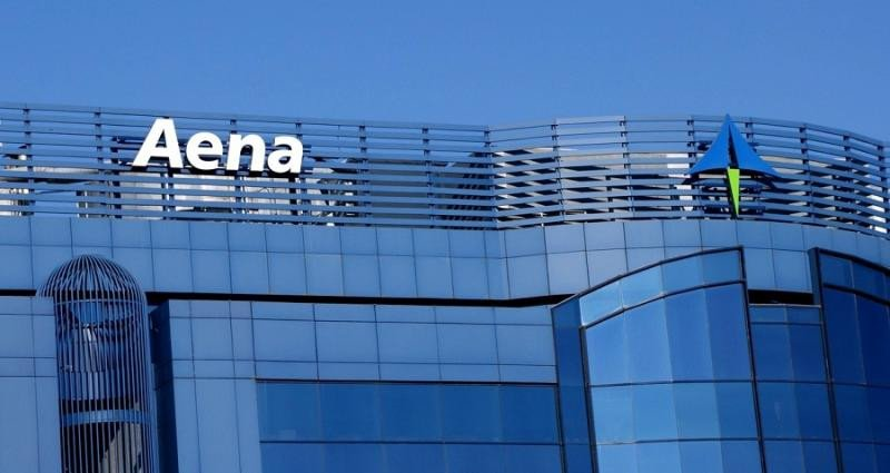 Reestructuración de Aena en dos negocios