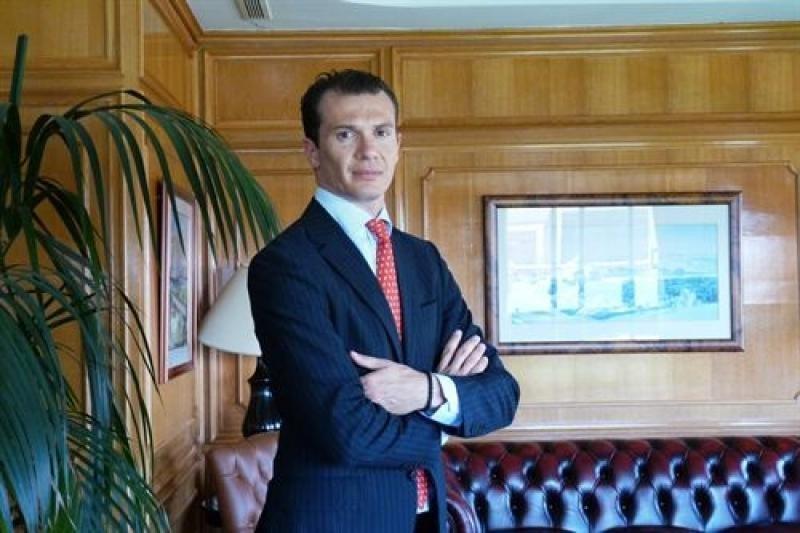Iván Losada, en su época de director de Viajes Marsans.