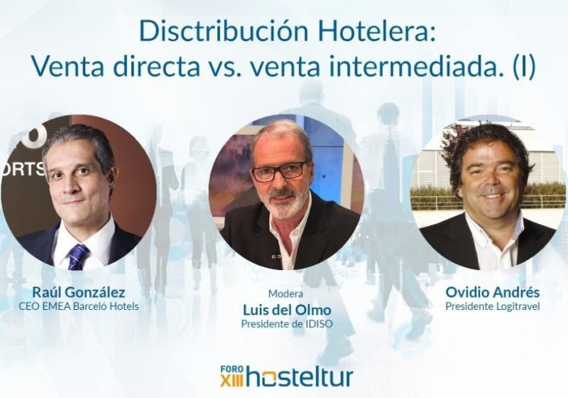 Distribución hotelera: venta directa versus venta intermediada