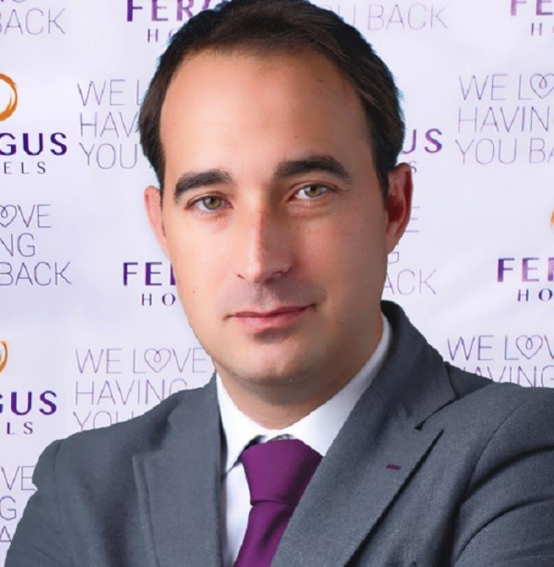 Fergus Hotels ficha a Alejandro Coll como director de Expansión