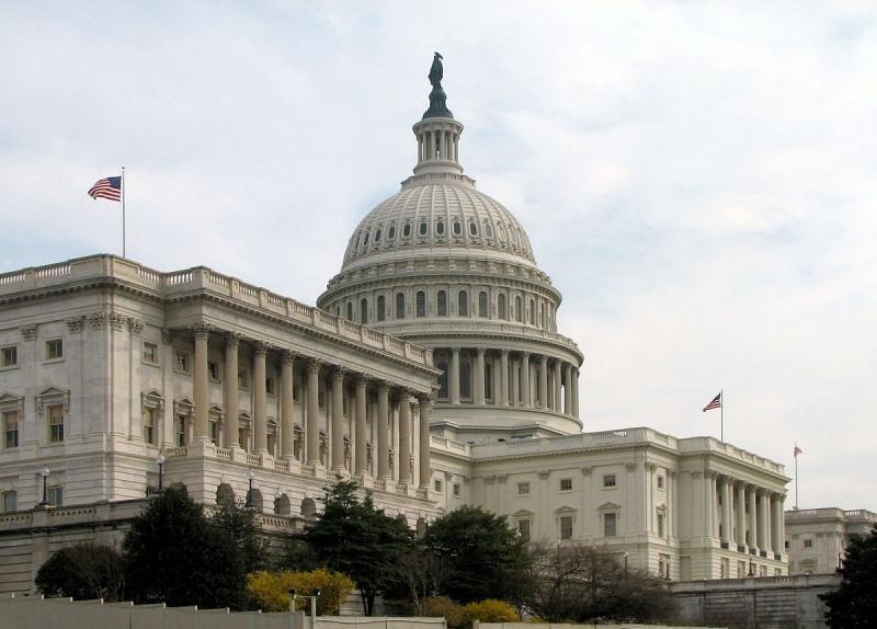 La iniciativa se ha presentado en el Senado. Foto Wikimedia Commons/Autor: Scrumshus.