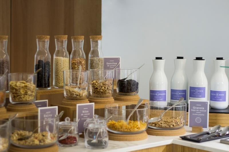 La innovación de la mano de la nueva arquitectura de marcas abarca todos los elementos de la oferta, incluidos los desayunos.