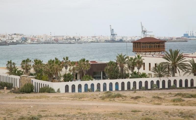 El hotel ha reabierto tras un año de reformas. Foto: Canarias7.