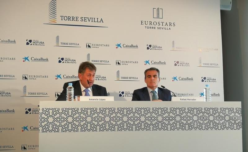 Eurostars Torre Sevilla se ampliará sumando una inversión total de 34 M €