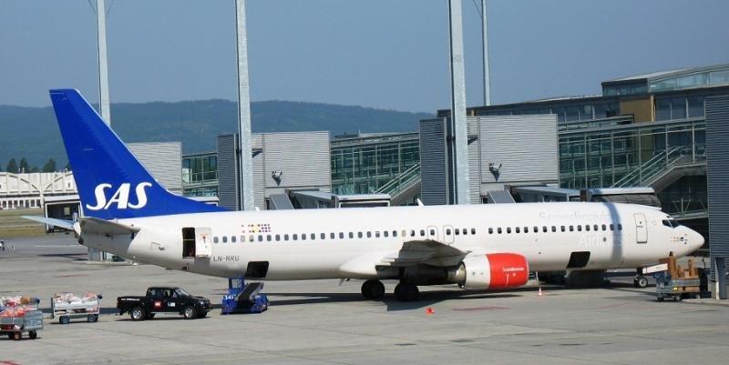 SAS conectará Tenerife con Copenhague