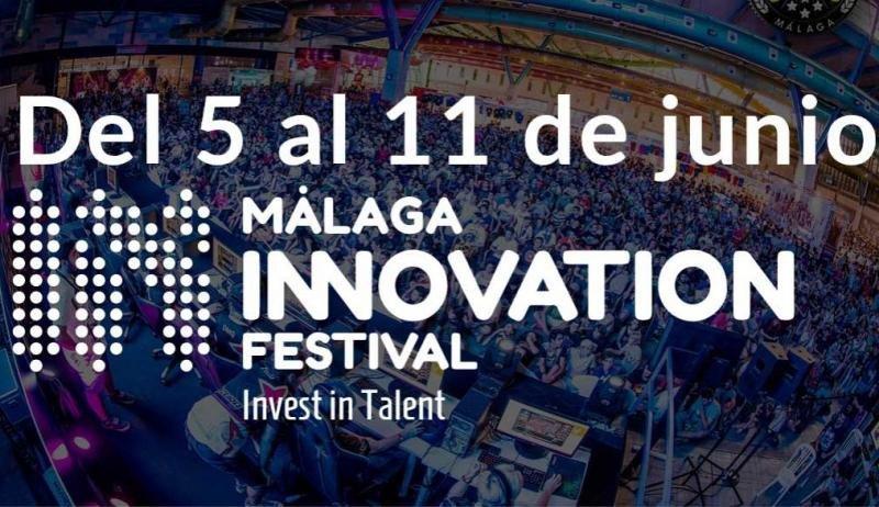 Málaga se convertirá del 5 al 11 de junio en capital mundial de la innovación.