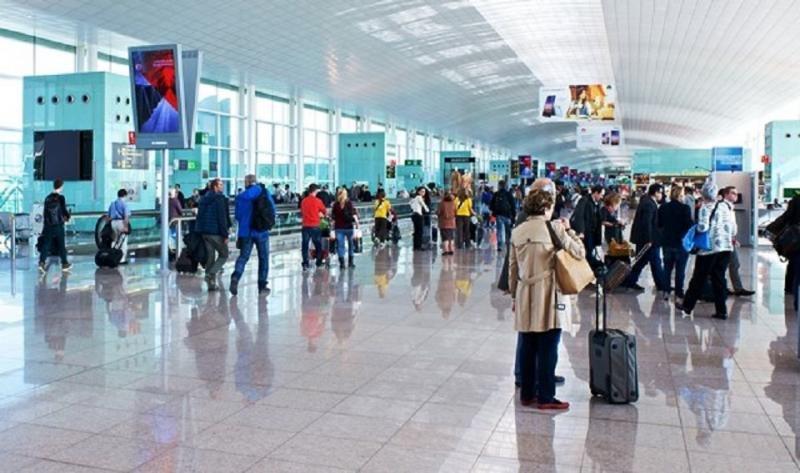 España recibió cerca de 13 millones de turistas entre enero y marzo.