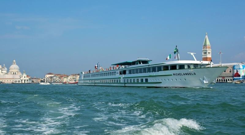 CroisiEurope le invita a descubrir Venecia este verano