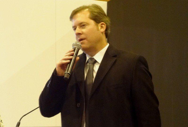 Marx Beltrao, ministro de turismo de Brasil.