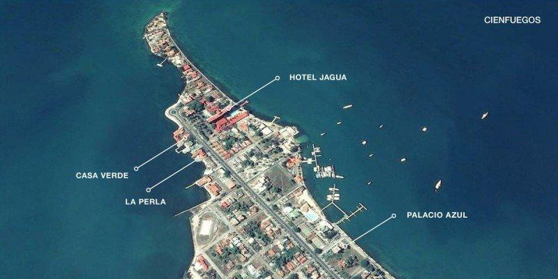 Cuatro hoteles en Cienfuegos serán operados por marcas de Meliá.