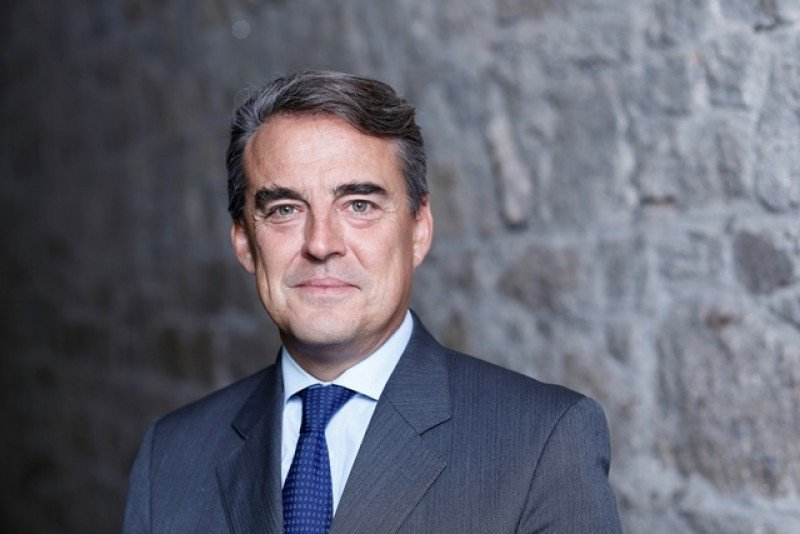 Alexandre de Juniac, consejero delegado de IATA.
