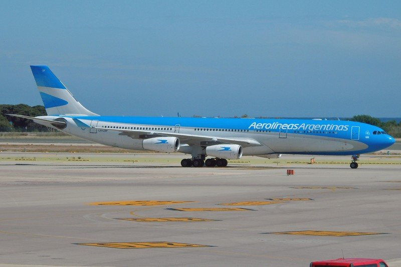 El Calafate reclama vuelos de Aerolíneas Argentinas