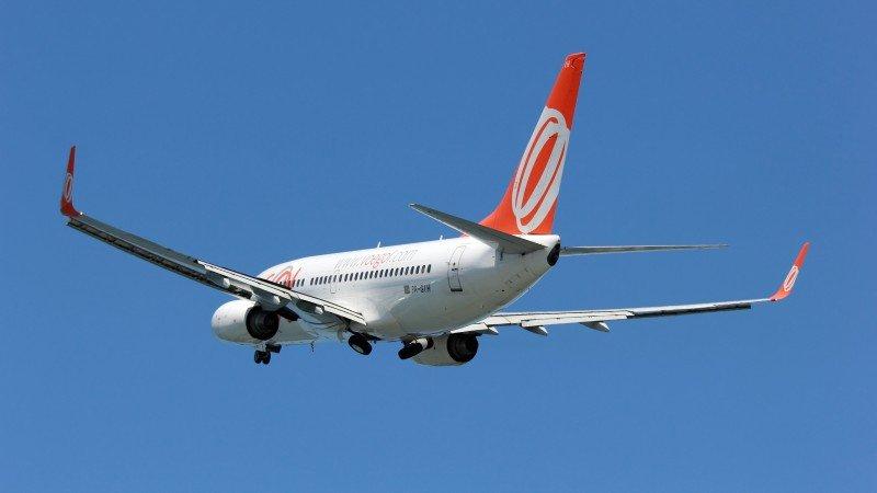 GOL refuerza sus operaciones entre Buenos Aires y Recife