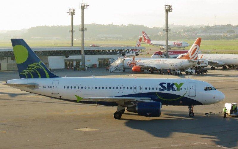 Argentina autoriza a Sky Airline operar la ruta Santiago de Chile-Rosario