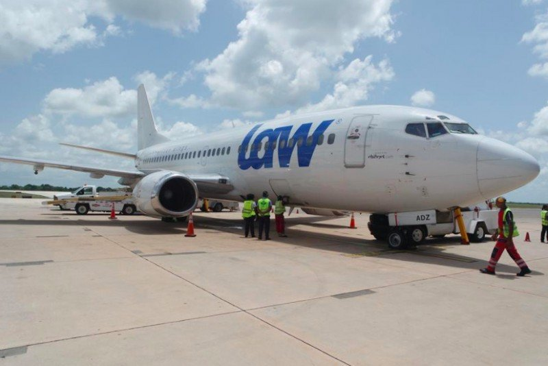 Aerolínea chilena LAW conectará Santiago y Mendoza (Fuente: @vuelaLAW, Facebook)