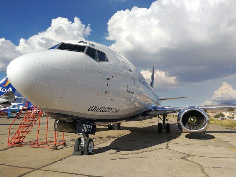 Boliviana de Aviación amplía su colaboración con Amadeus