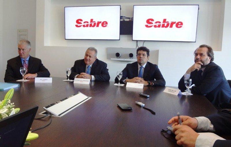 Sabre evalúa llevar a Uruguay las centrales de Airline Solutions y Hospitality