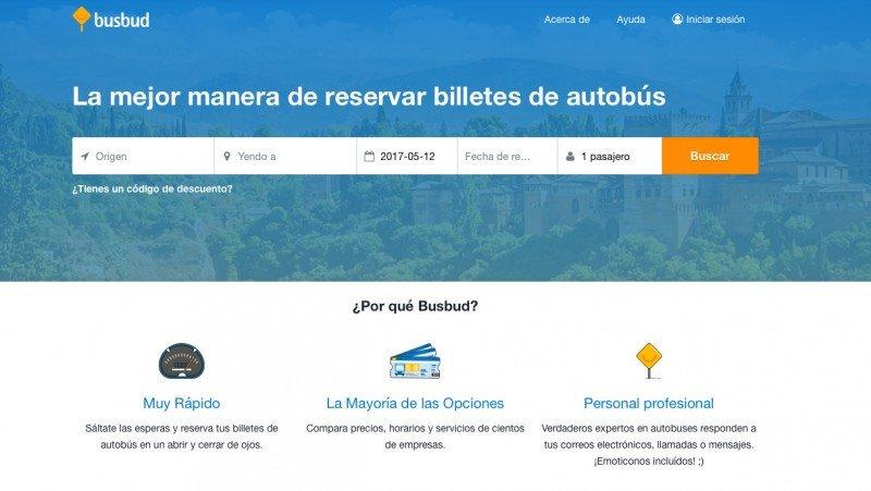 Plataforma de reservas Busbud ingresa al mercado argentino