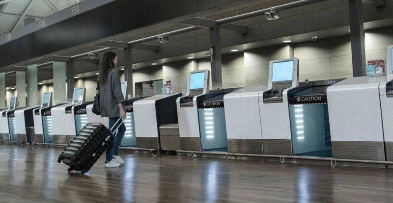 Aeroparque será el primer aeropuerto en incorporar auto depósito de equipajes (Imagen ilustrativa de KLM)