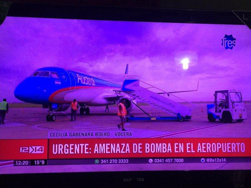 Imagen de TV: @albertojgaitan