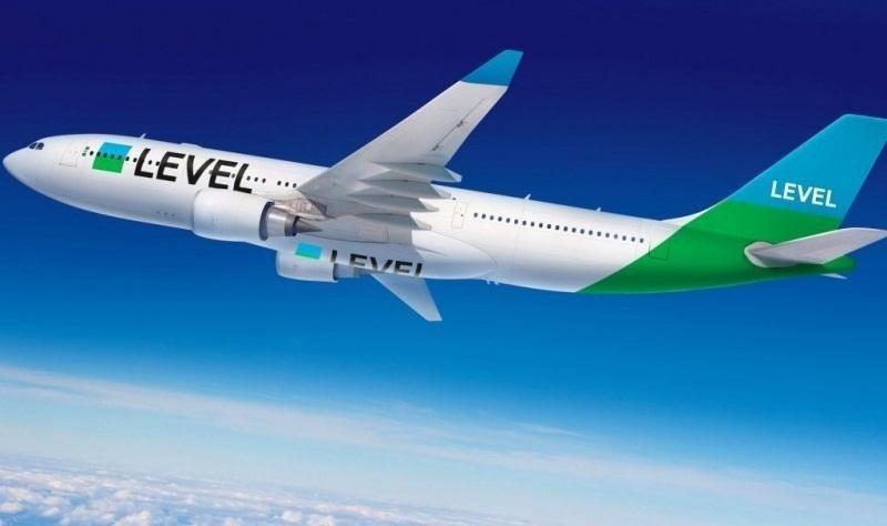 El primer avión de Level ya está en Barcelona listo para volar
