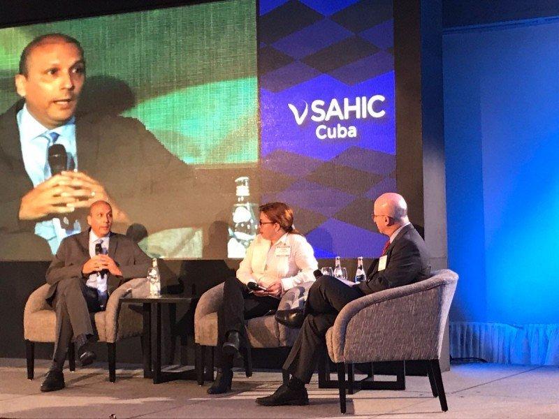 Cuba expuso las condiciones que ofrece para el sector turístico. Foto: Sahic