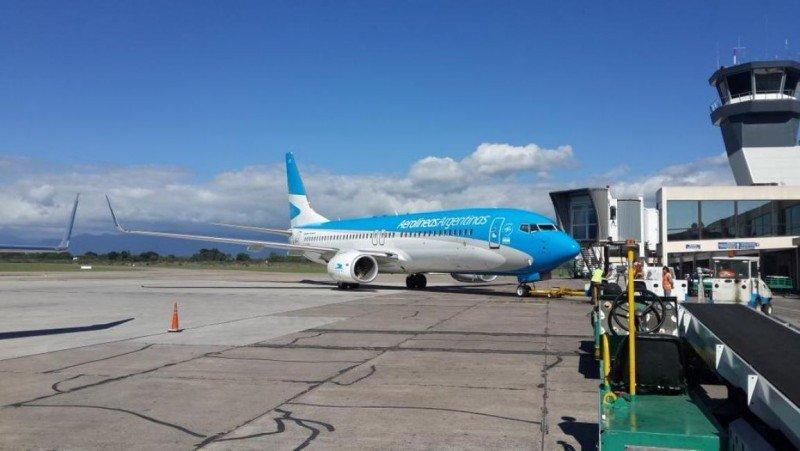 Invertirán US$ 16 millones en renovar el aeropuerto de Salta