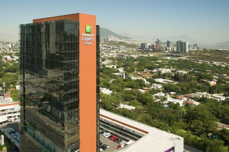 El nuevo Holiday Inn Express y Suites en Monterrey. Foto: IHG