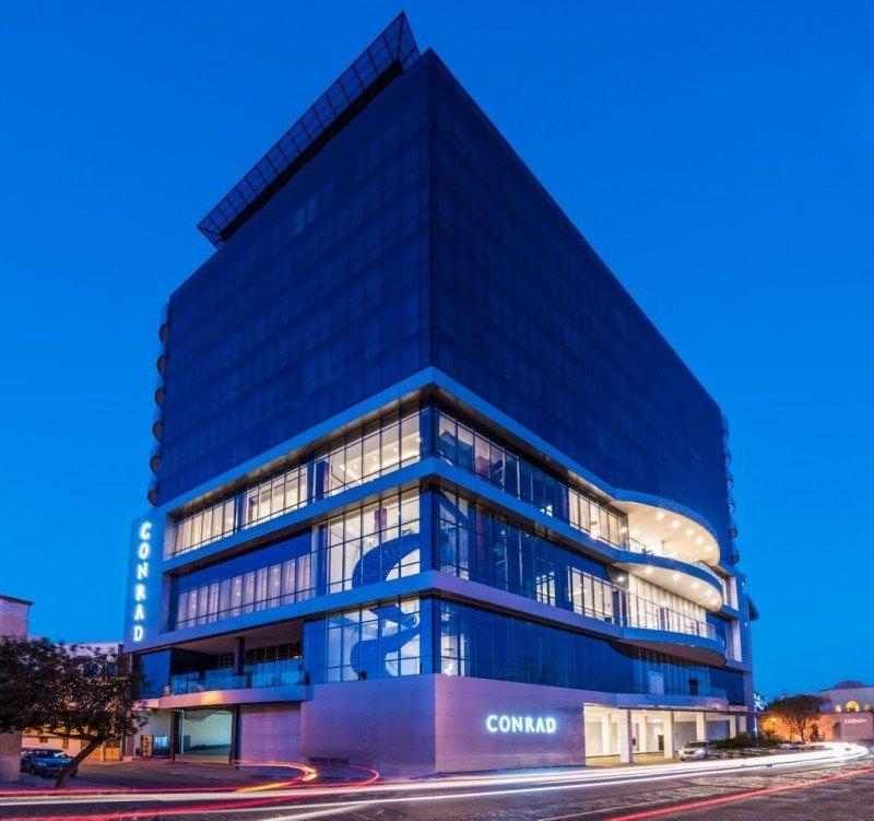 Conrad Hotels & Resorts abre su segundo hotel de lujo en Latinoamérica