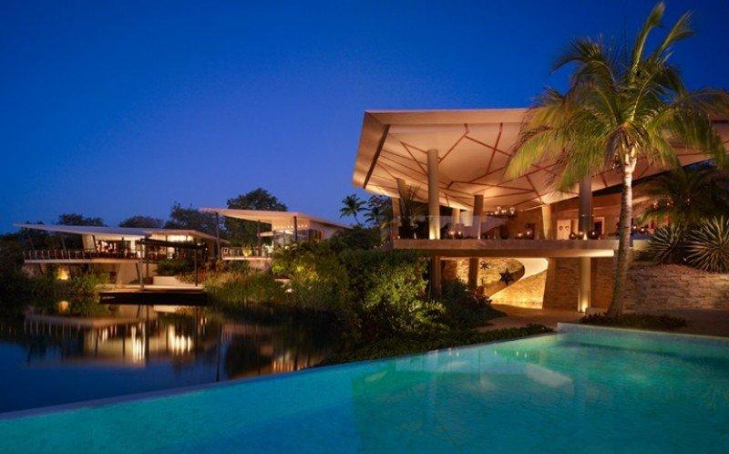 Hotel Rosewood Mayakoba, en Riviera Maya.