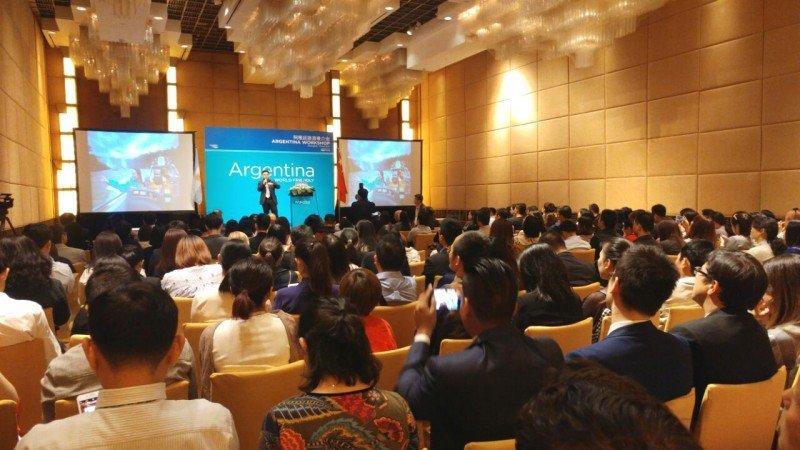 INPROTUR realizó un workshop para capacitar a operadores chinos interesados en destinos de Argentina.