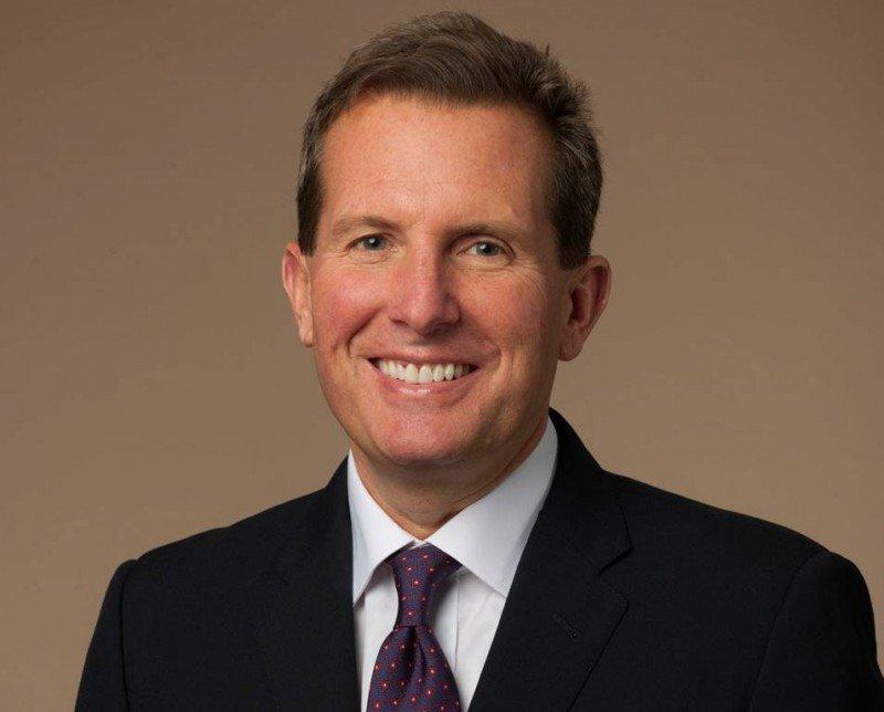 Geoff Ballotti, presidente y CEO de Wyndham Hotel Group. Foto: Wyndham.