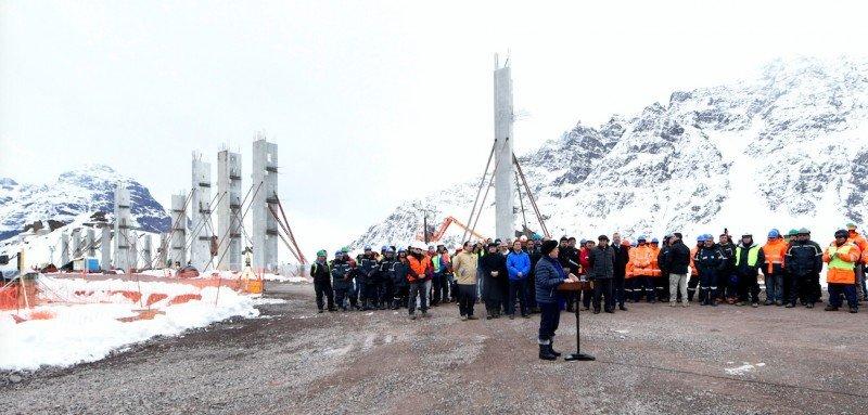 Invertirán US$ 87 millones en nuevo complejo fronterizo entre Chile y Argentina