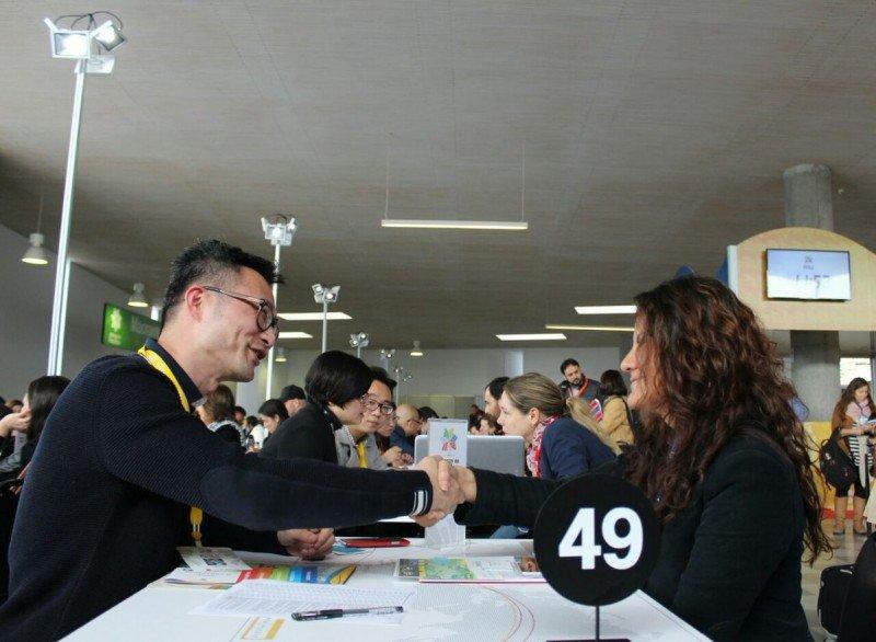 El encuentro de negocios es considerado la mayor acción de promoción turística realizada por Latinoamérica para el mercado chino. Foto: Subsecretaría Turismo Chile.