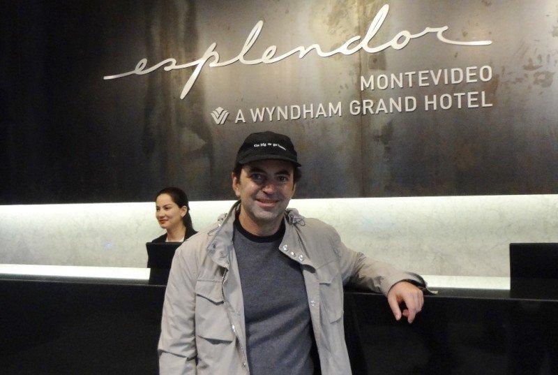 Patricio Fuks confimó que el proyecto de un hotel Dazzler en el shopping Oh! de La Barra no sigue adelante pero tiene planes para un Esplendor Wyndham Grand en la zona de Punta del Este.