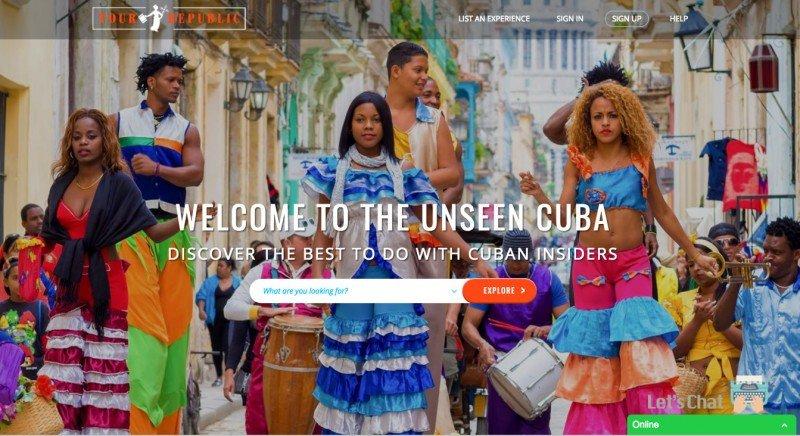 Lanzan plataforma para conectar turistas con guías de Cuba