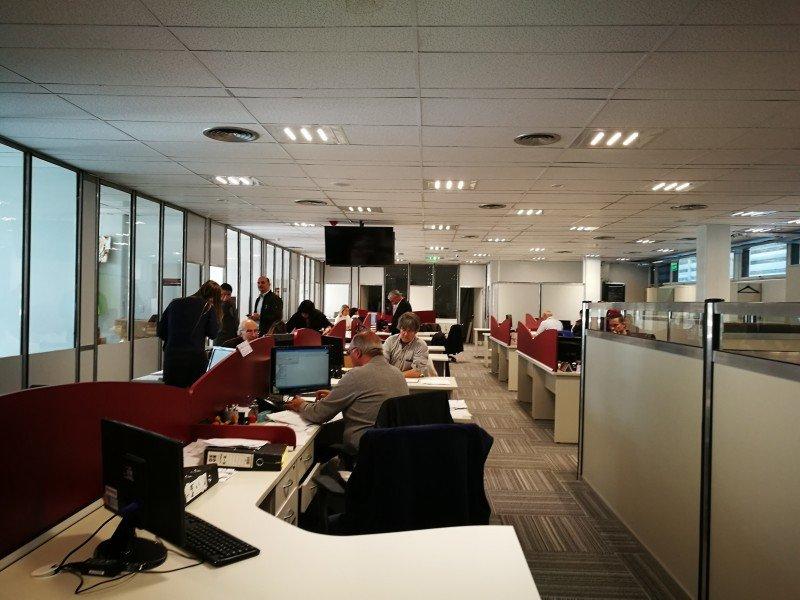 Nuevas oficinas de Andes.