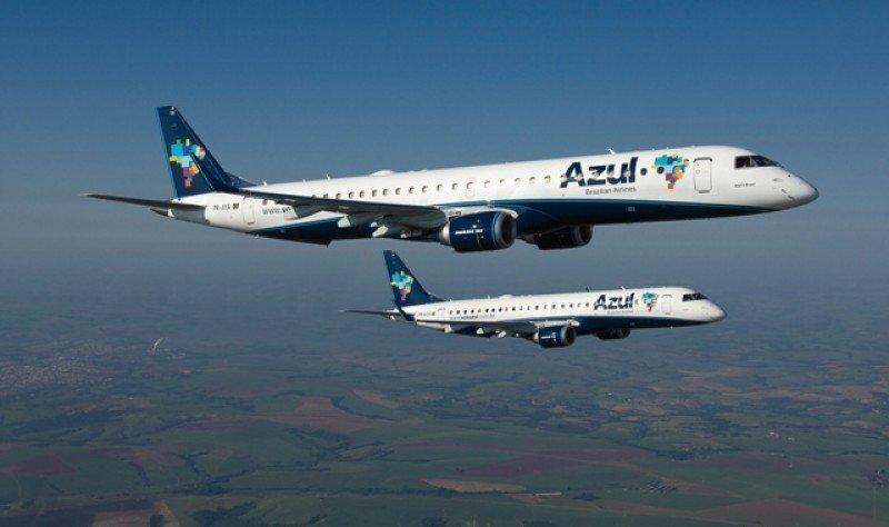 Azul vuelve a incrementar número de asientos entre Porto Alegre y Montevideo