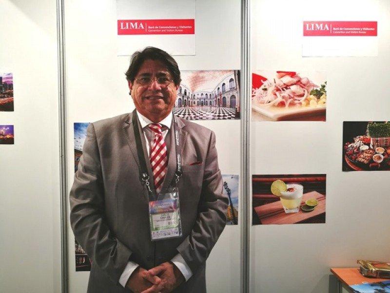 Carlos Canales, titular del Bureau de Lima, enfrentado con la Asociación Internacional de Congresos y Convenciones.
