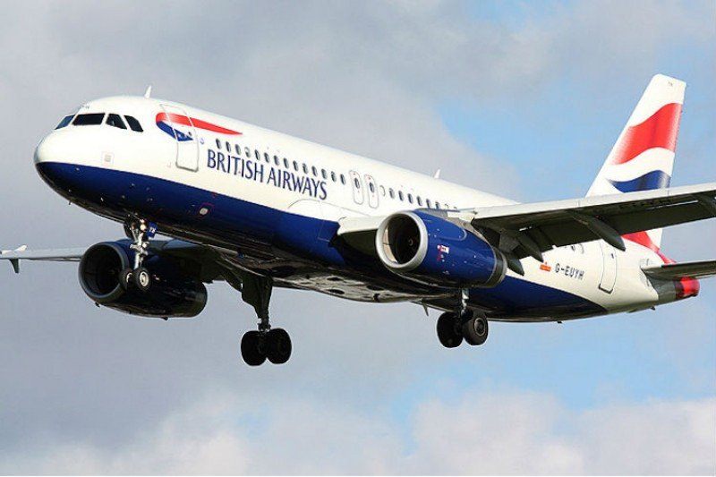 El impacto económico de la caída informática se calcula en unos 100 millones de euros. Foto: British Airways.