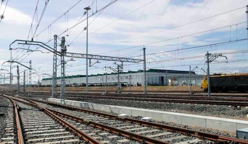 Activan el plan contra incendios en toda la red ferroviaria