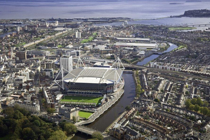 Cardiff.