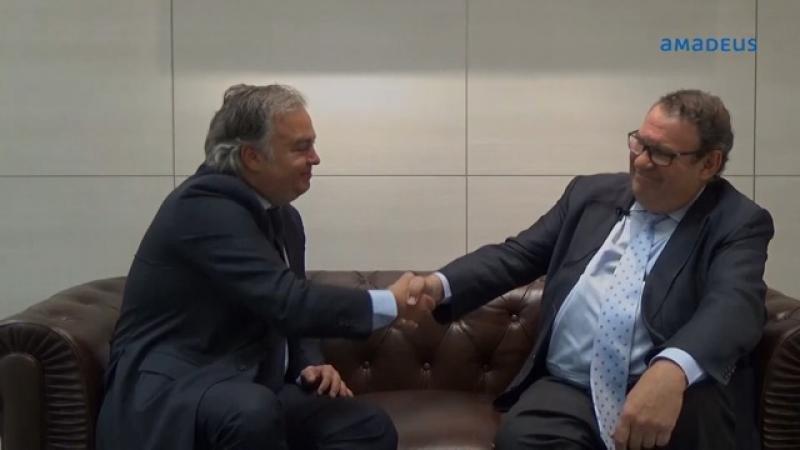 """Los hoteleros son """"actores fundamentales"""" en la recuperación, según Molas"""