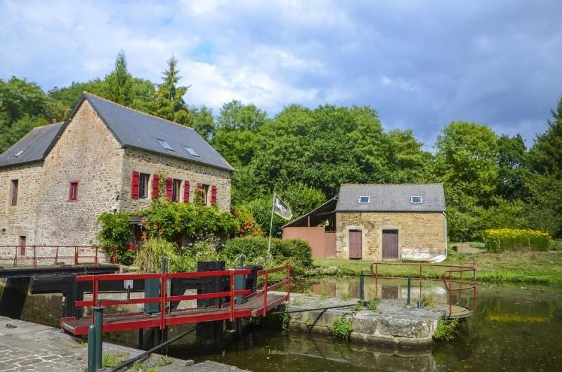 Hasta ahora se han rehabilitado 17 de las 156 casas de escluseros que hay a las orillas de los canales bretones. Foto: Jacqueline Piriou.